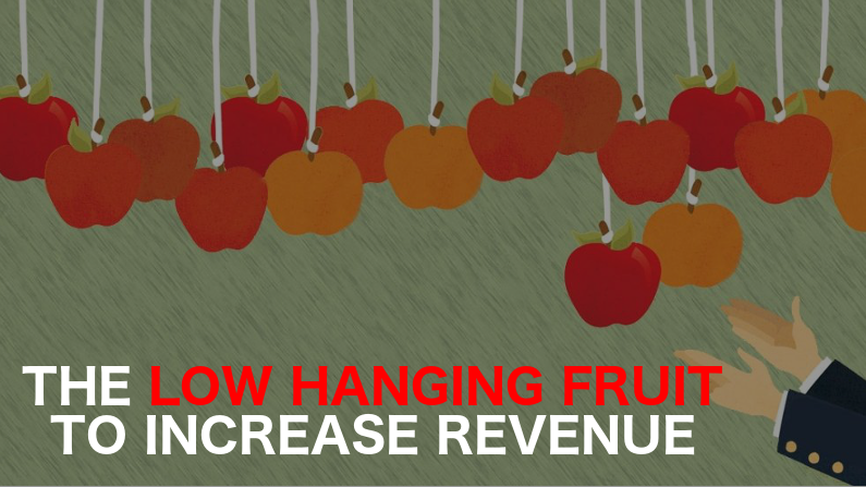 The Low Hanging Fruit For Ecommerce Brands To Increase Revenue